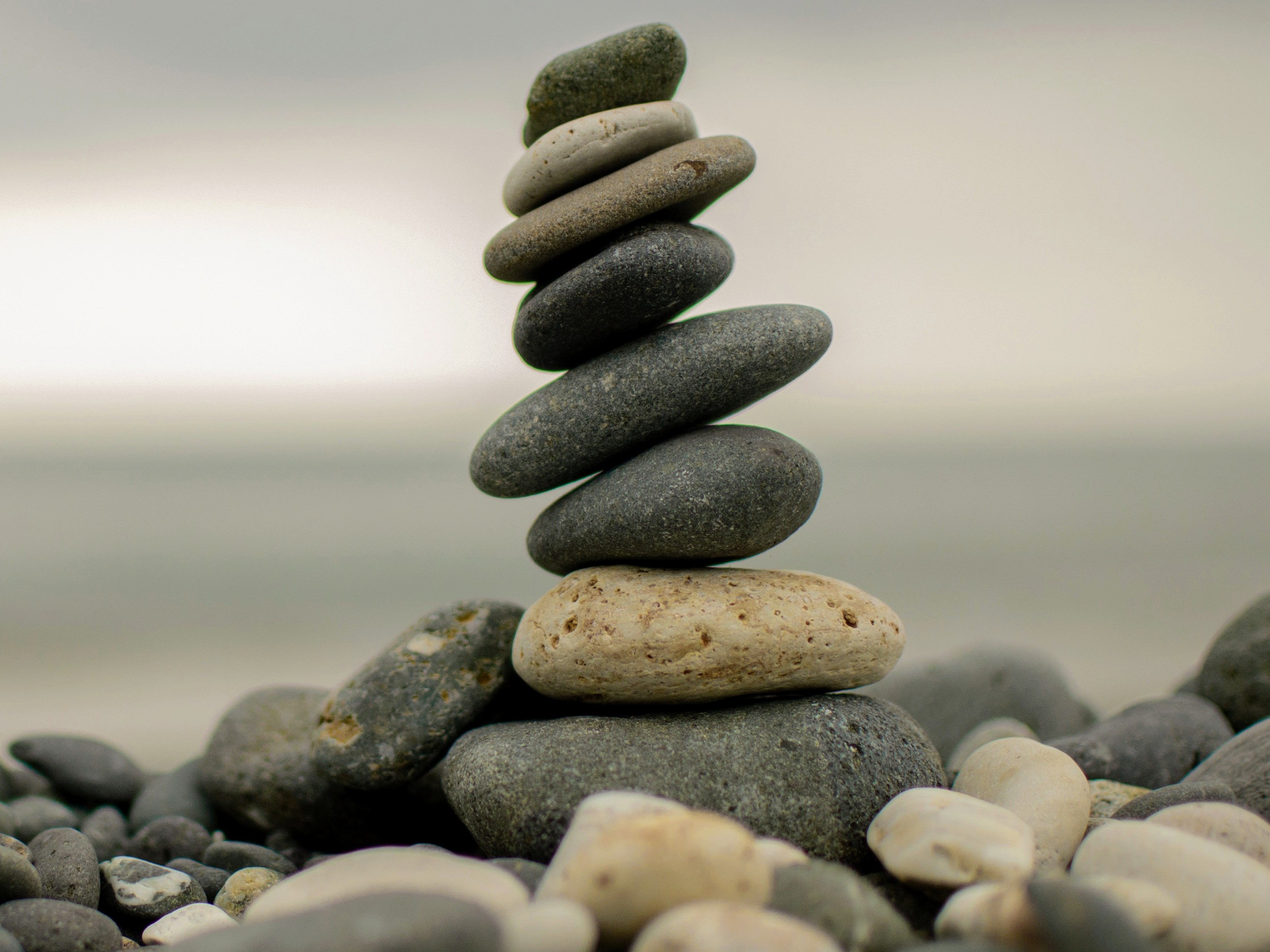 Những hình ảnh viên đá cuội mộc mạc bình dị mà tuyệt đẹp