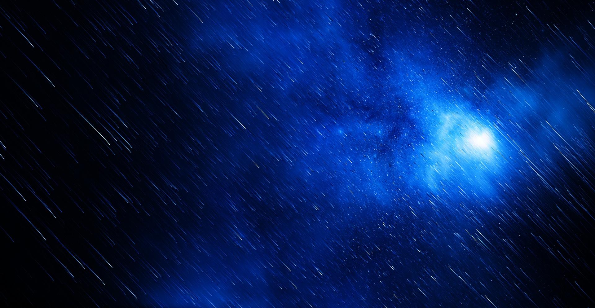 hình ảnh sao băng đẹp