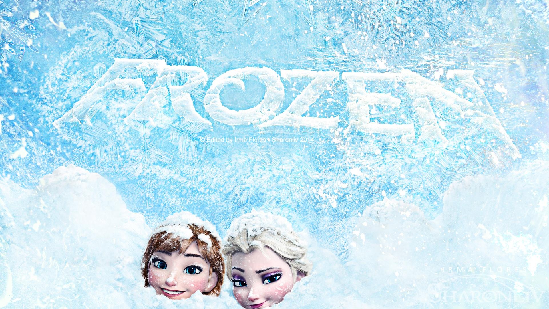 hinh nen frozen elsa 10