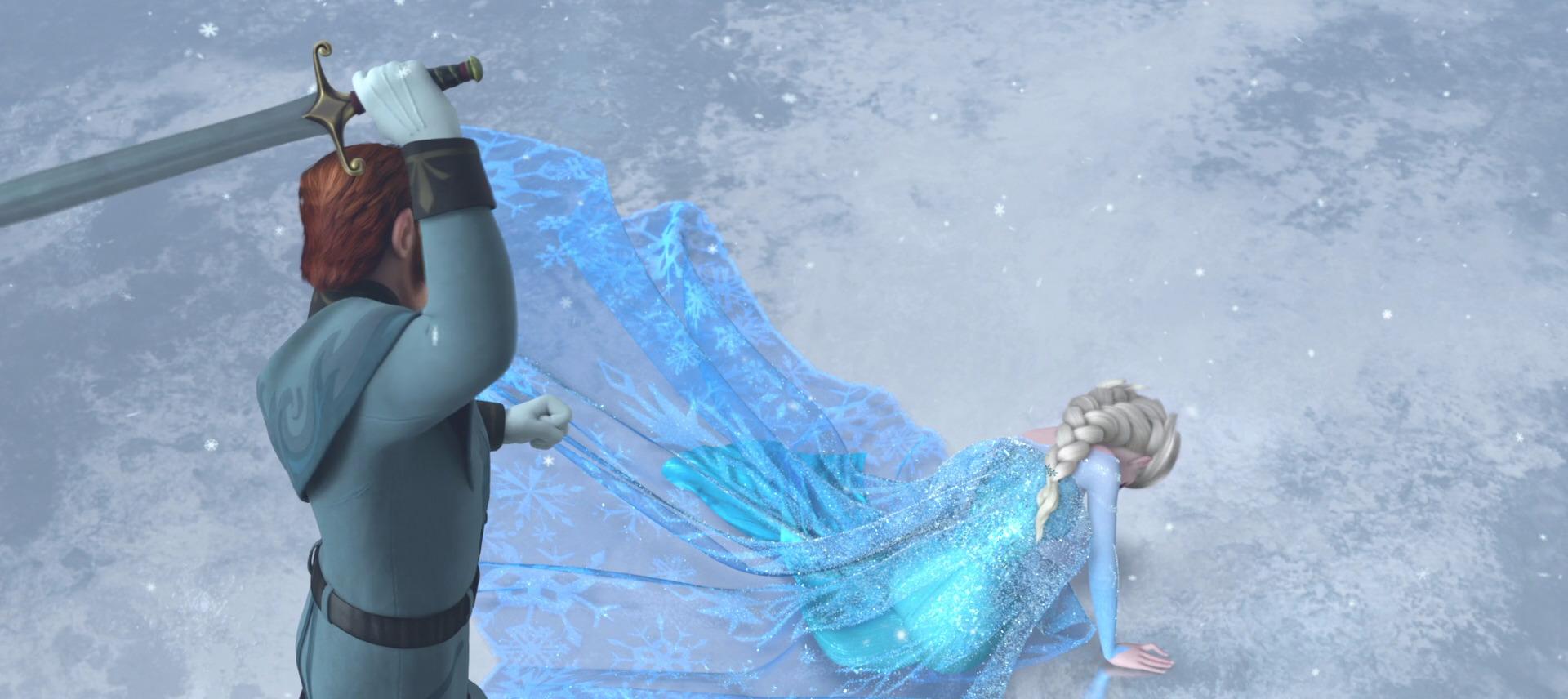 hinh nen frozen elsa 15