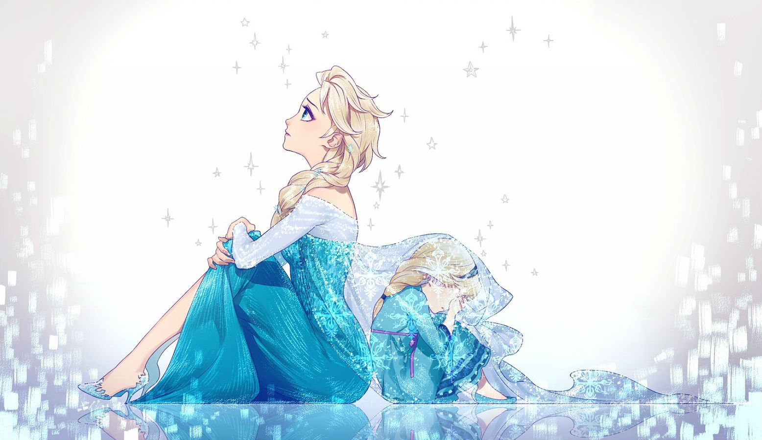 hinh nen frozen elsa 21