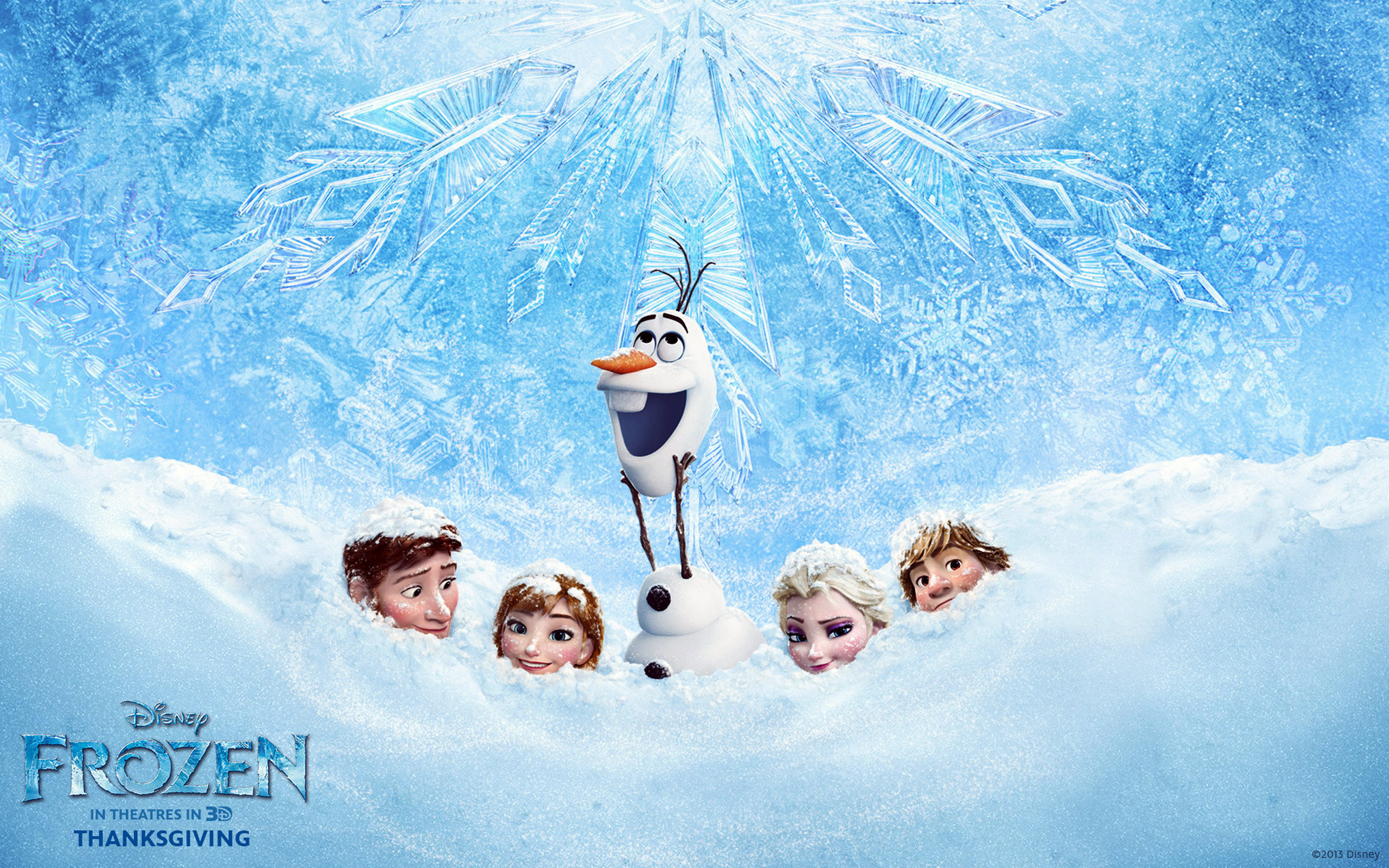 hinh nen frozen elsa 26