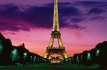 Hình nền tháp Eiffel đẹp
