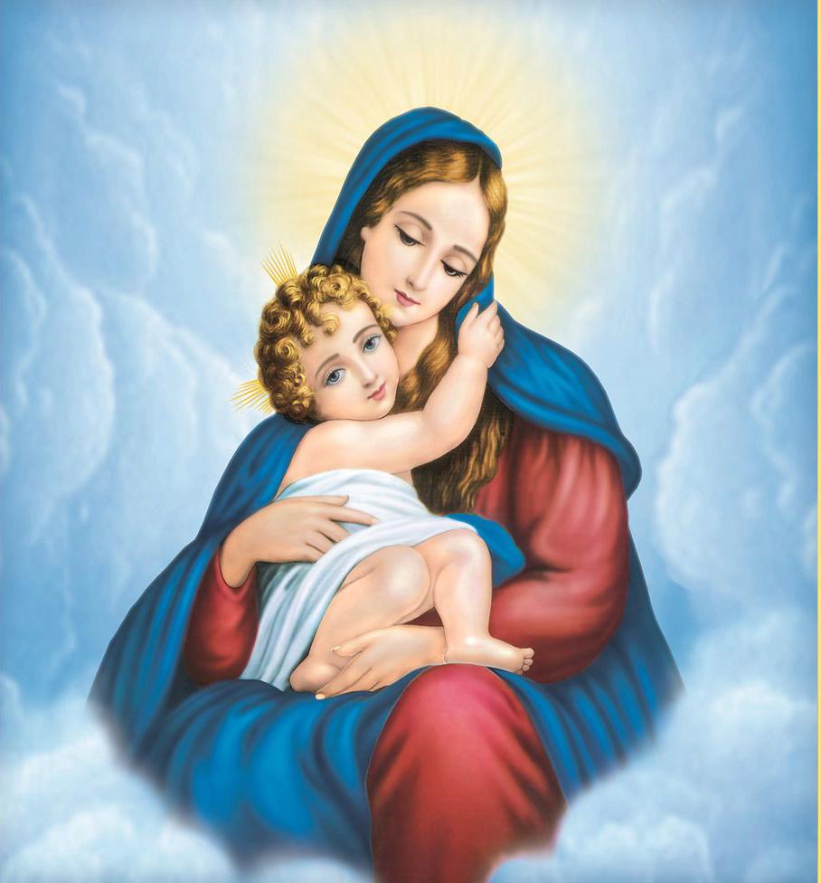 tải ảnh đức mẹ Maria về điện thoại