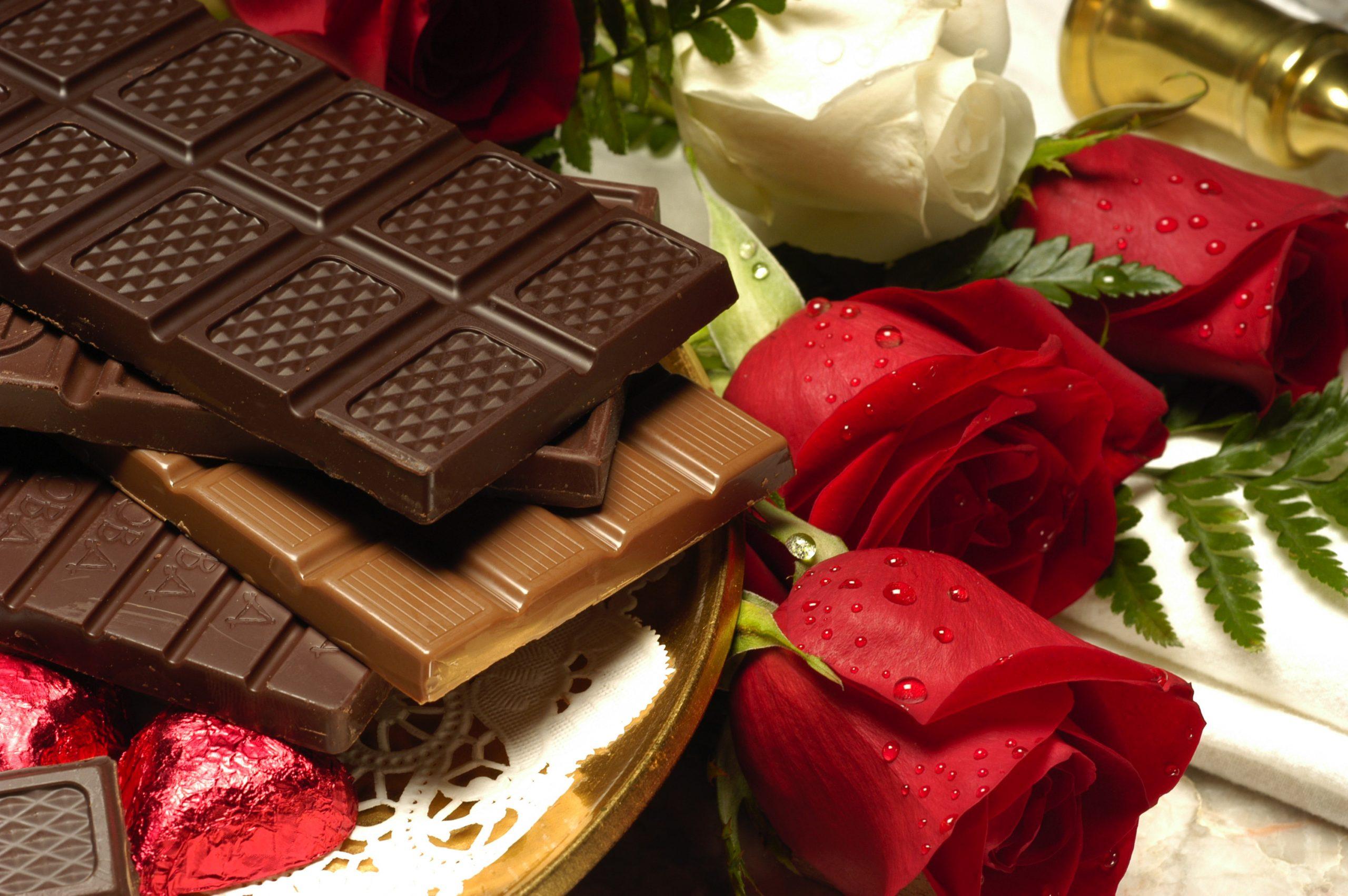 hình ảnh chocolate ngọt ngào