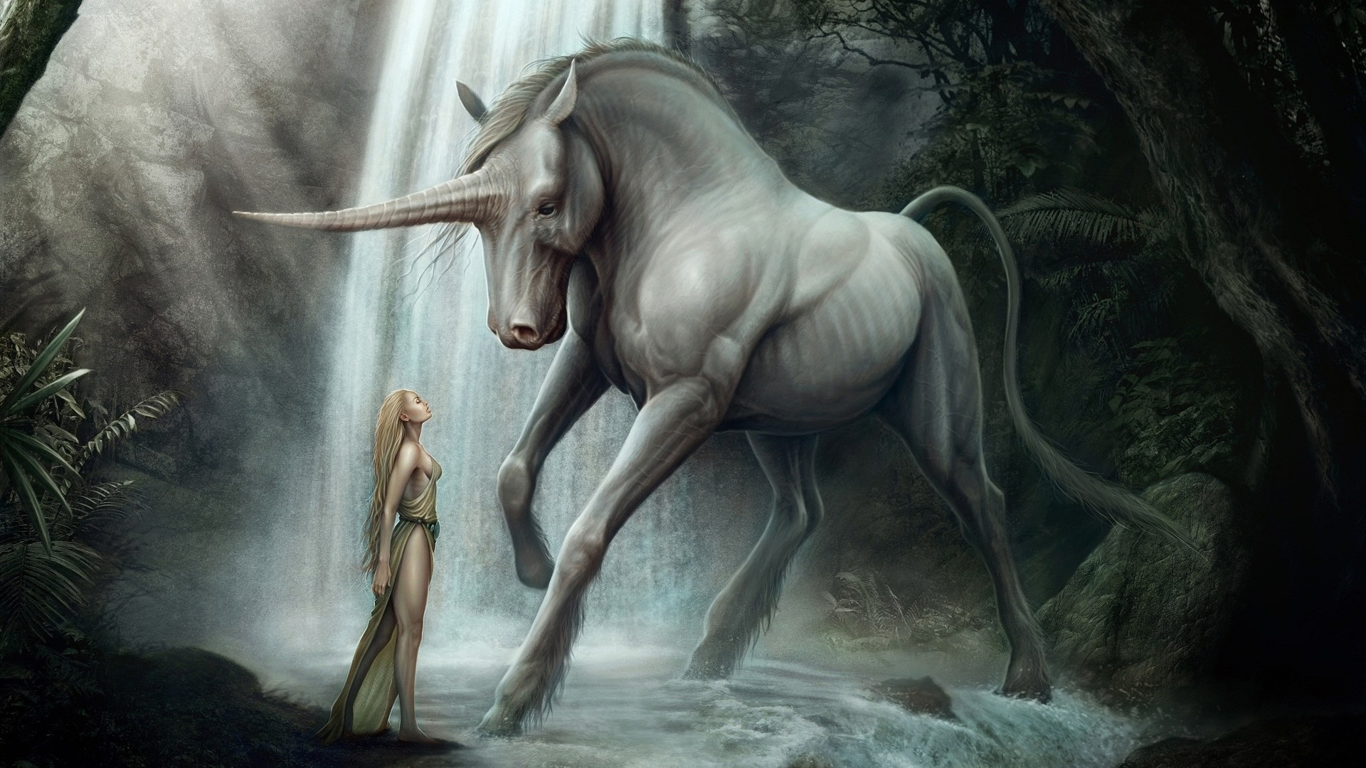 hinh nen ky lan unicorn 16