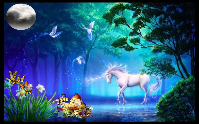 hinh nen ky lan unicorn 2