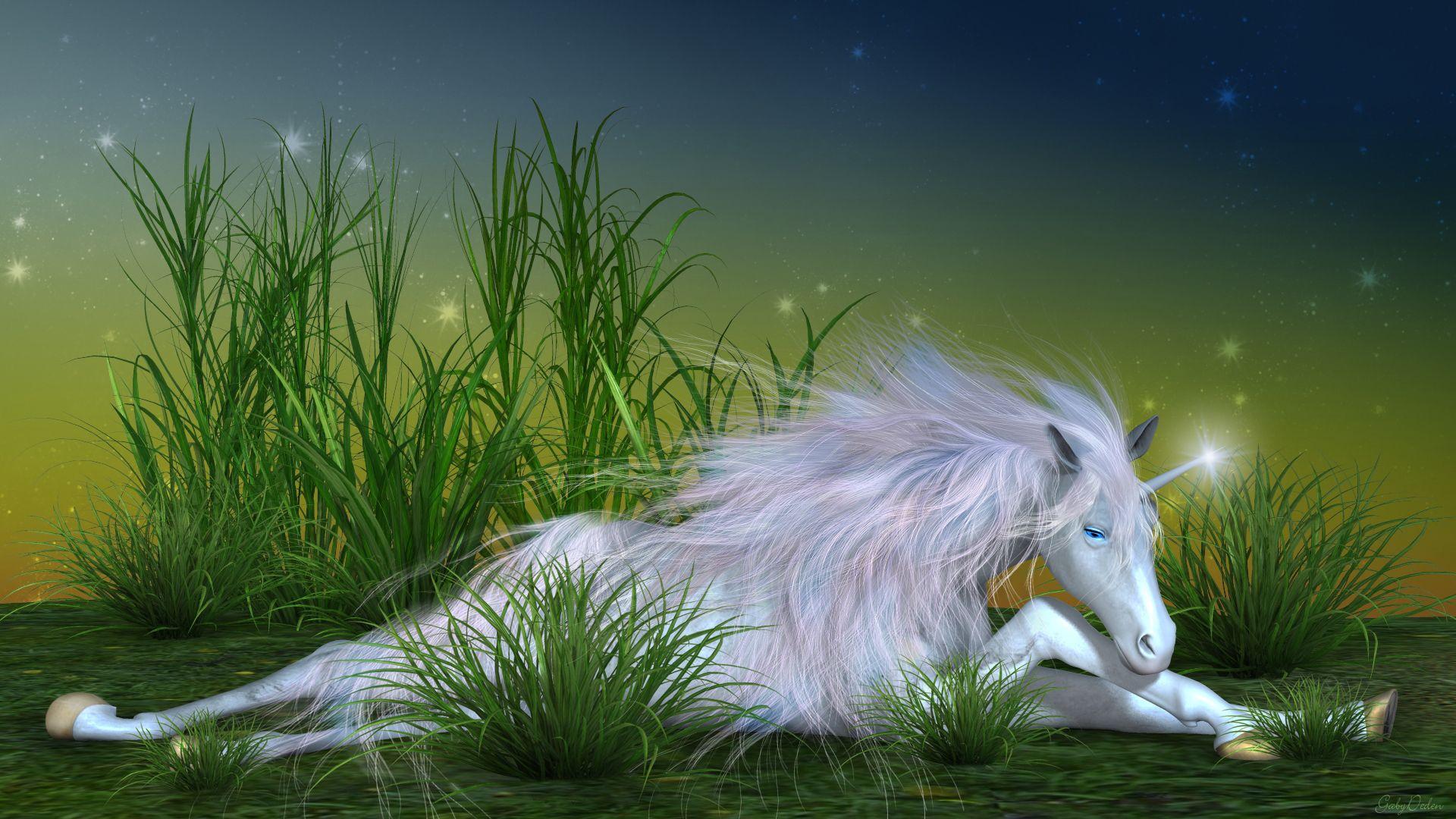 hinh nen ky lan unicorn 20