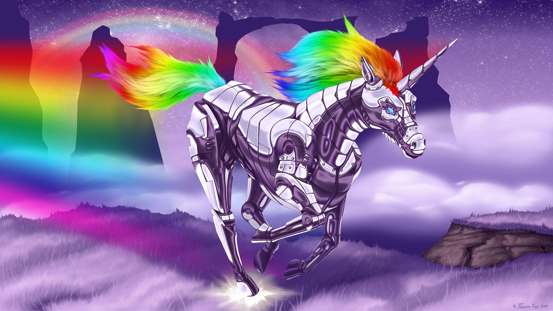 hinh nen ky lan unicorn 22