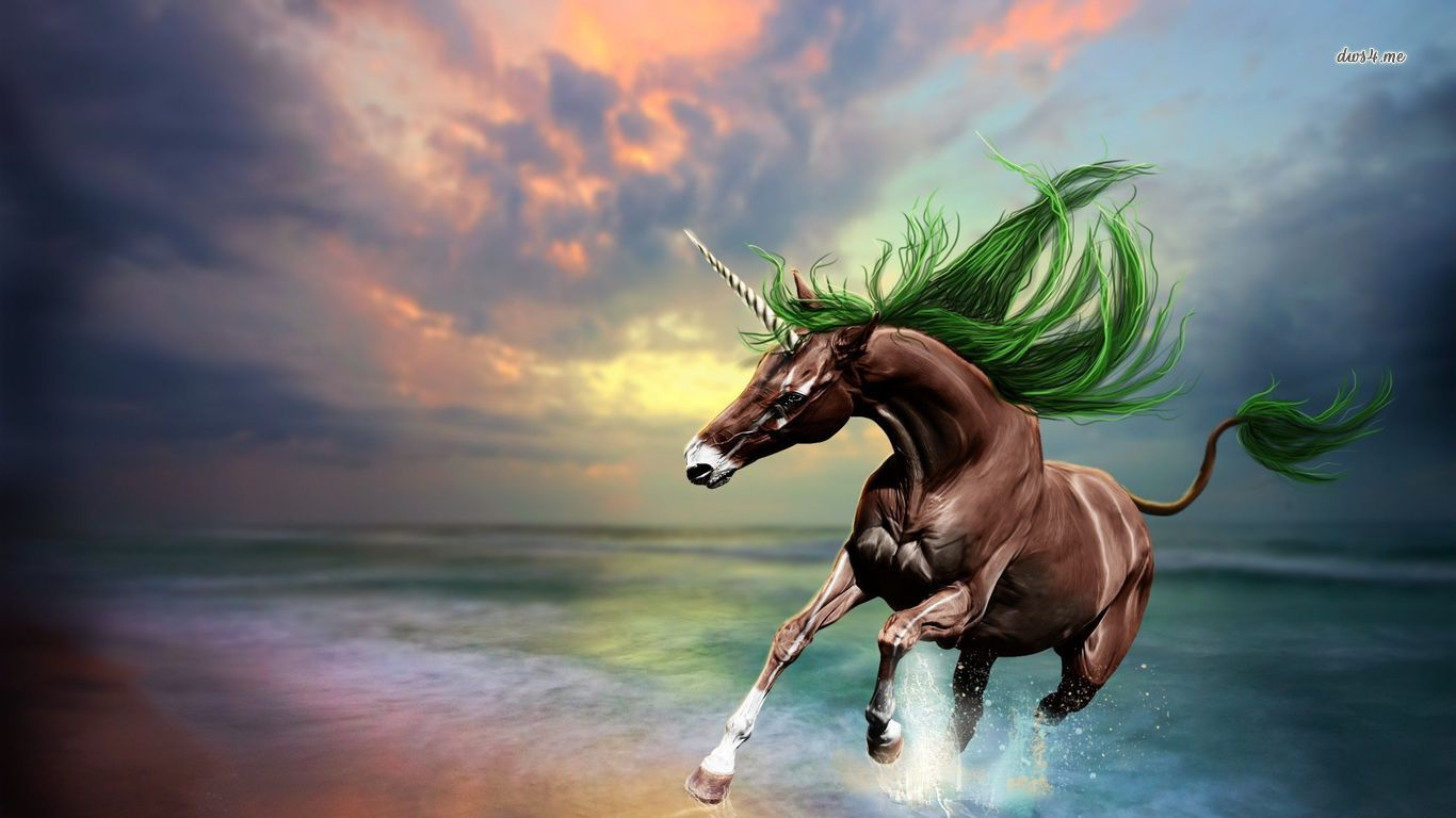 hinh nen ky lan unicorn 26