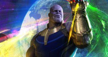Hình nền Thanos full HD