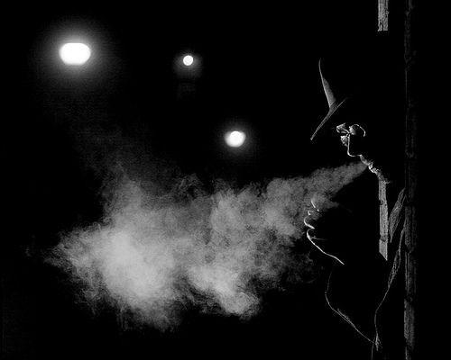 Avatar hút thuốc