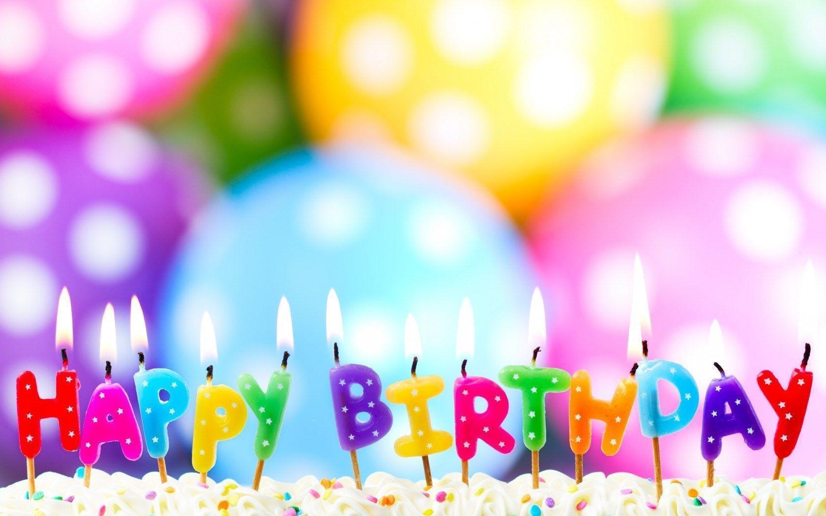 Hình ảnh chữ Happy Birthday
