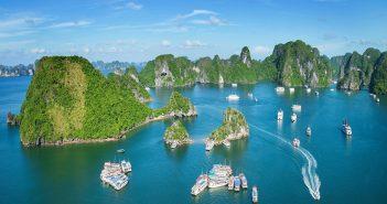 Hình ảnh vịnh Hạ Long đẹp full HD