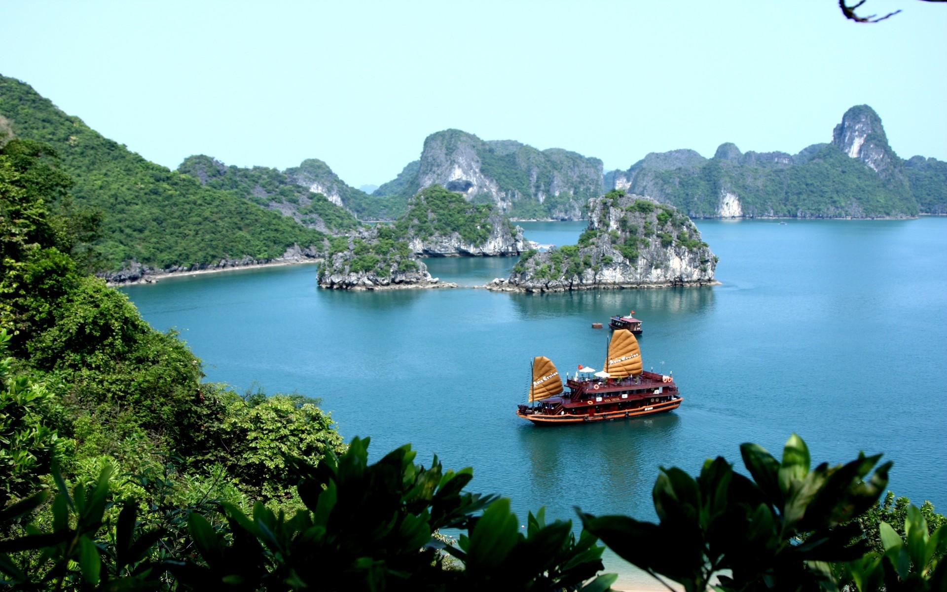 Tải ảnh vịnh Hạ Long cực đẹp