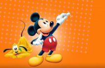 Hình chuột mickey dễ thương