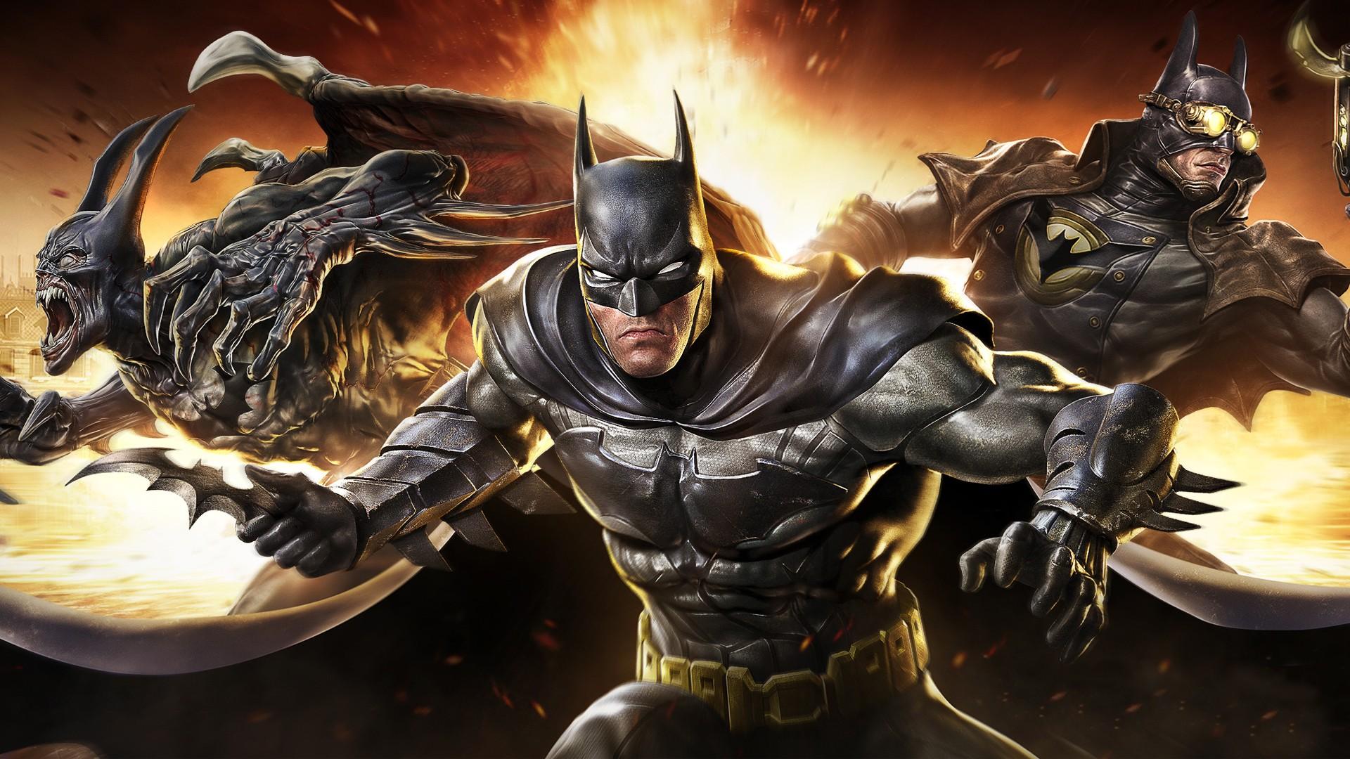Ảnh nền nhân vật Batman full HD