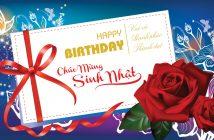 Thiệp chúc mừng sinh nhật đẹp