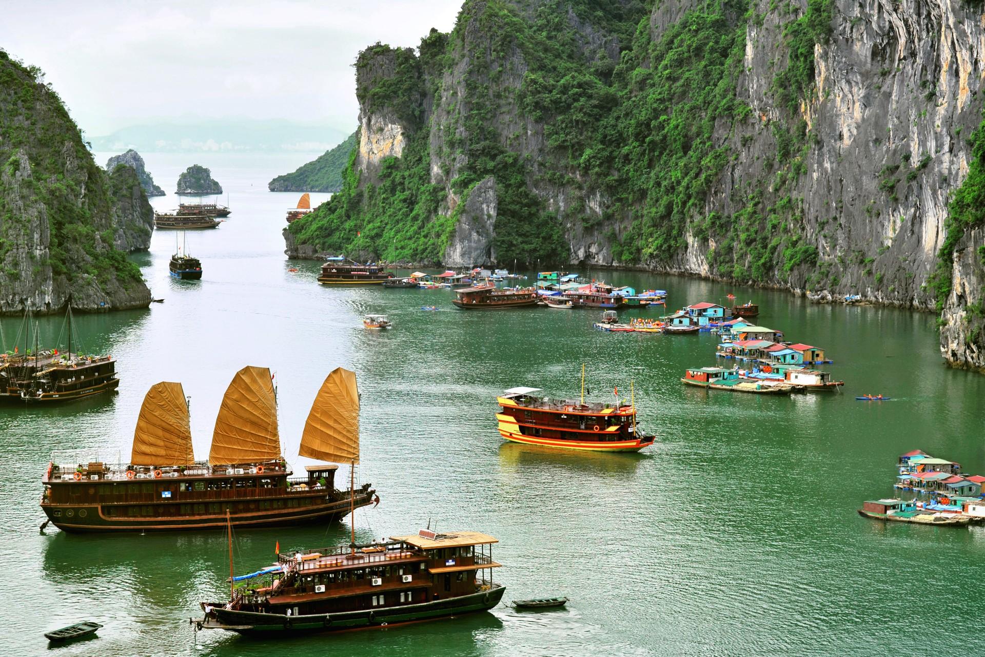 phong cảnh đẹp Việt Nam