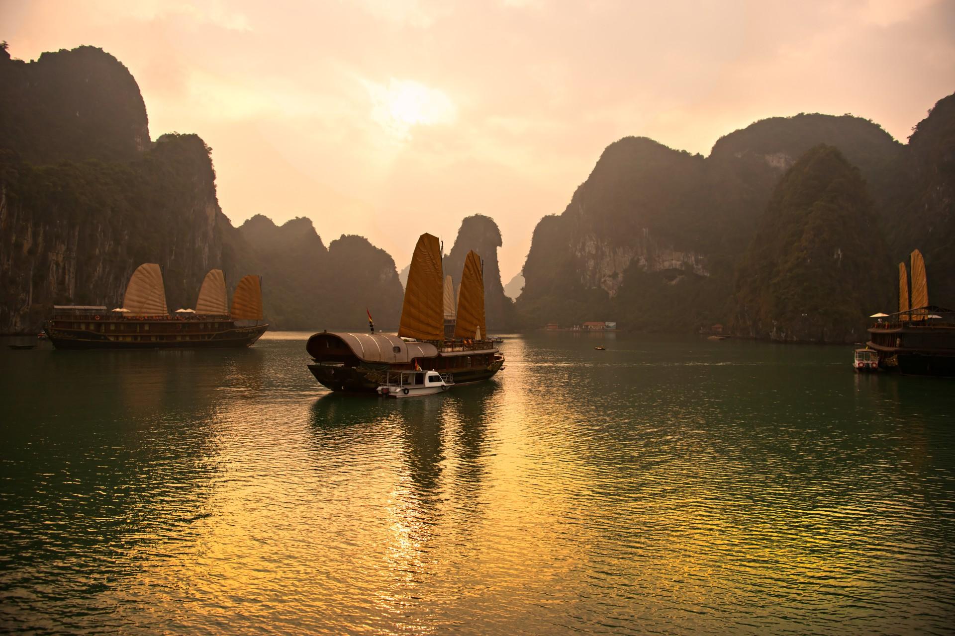 hình nền phong cảnh Việt Nam