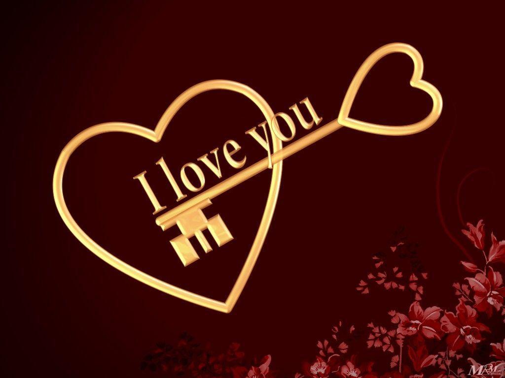 Hình ảnh I love you đẹp và ý nghĩa