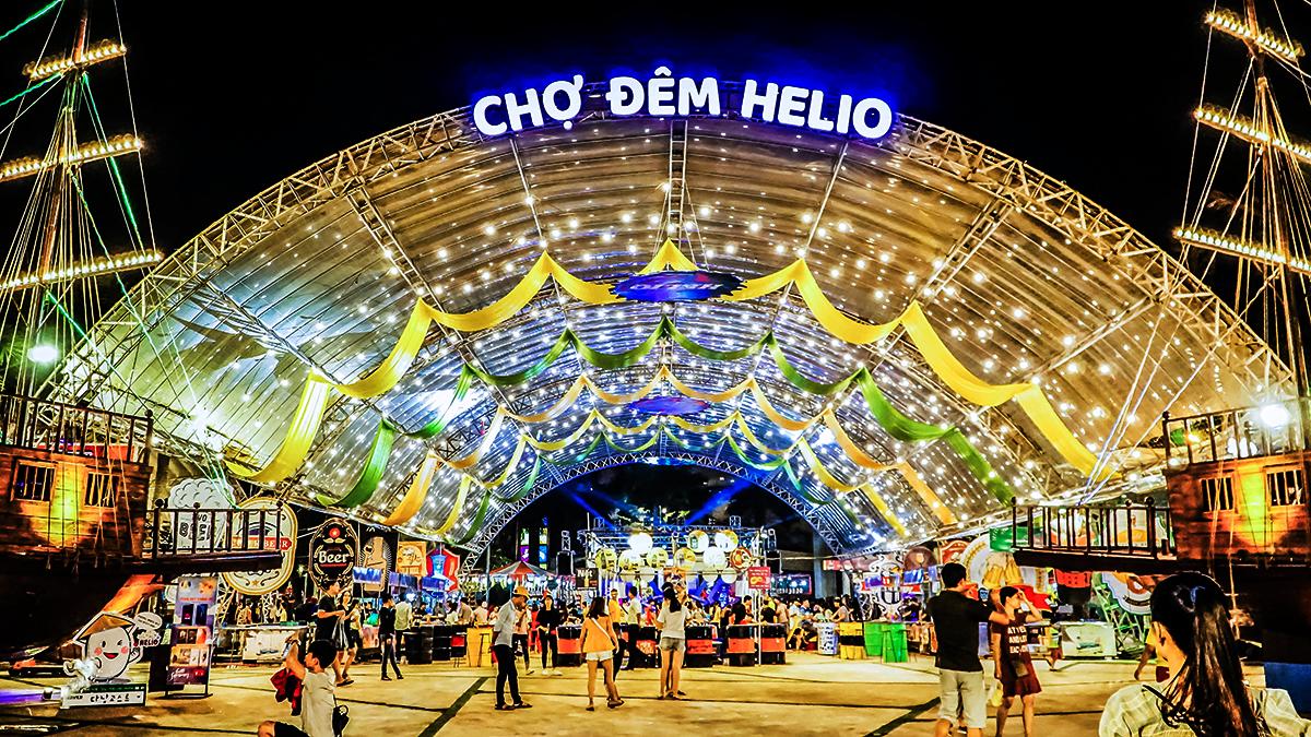 Chợ đêm Helio