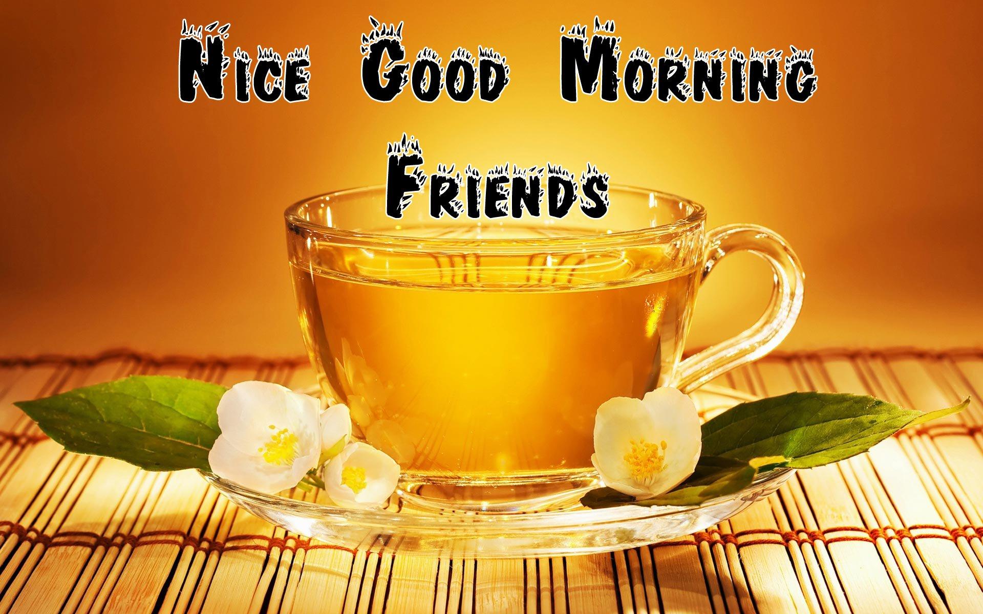 Ngày mới tốt lành, my friend