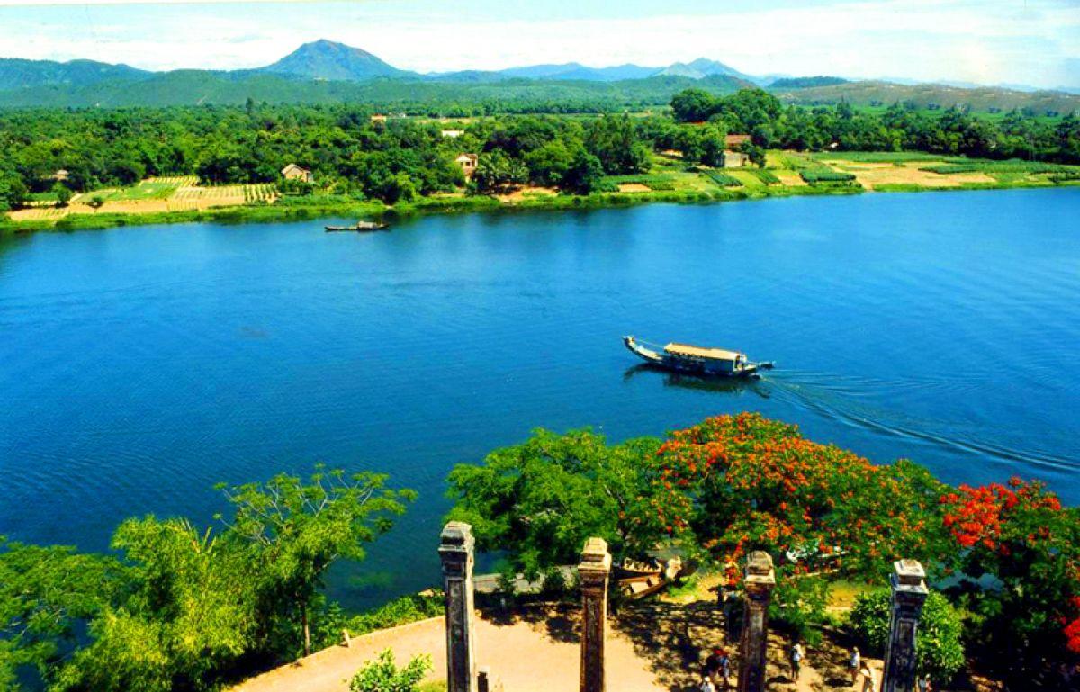 Ảnh đẹp sông Hương