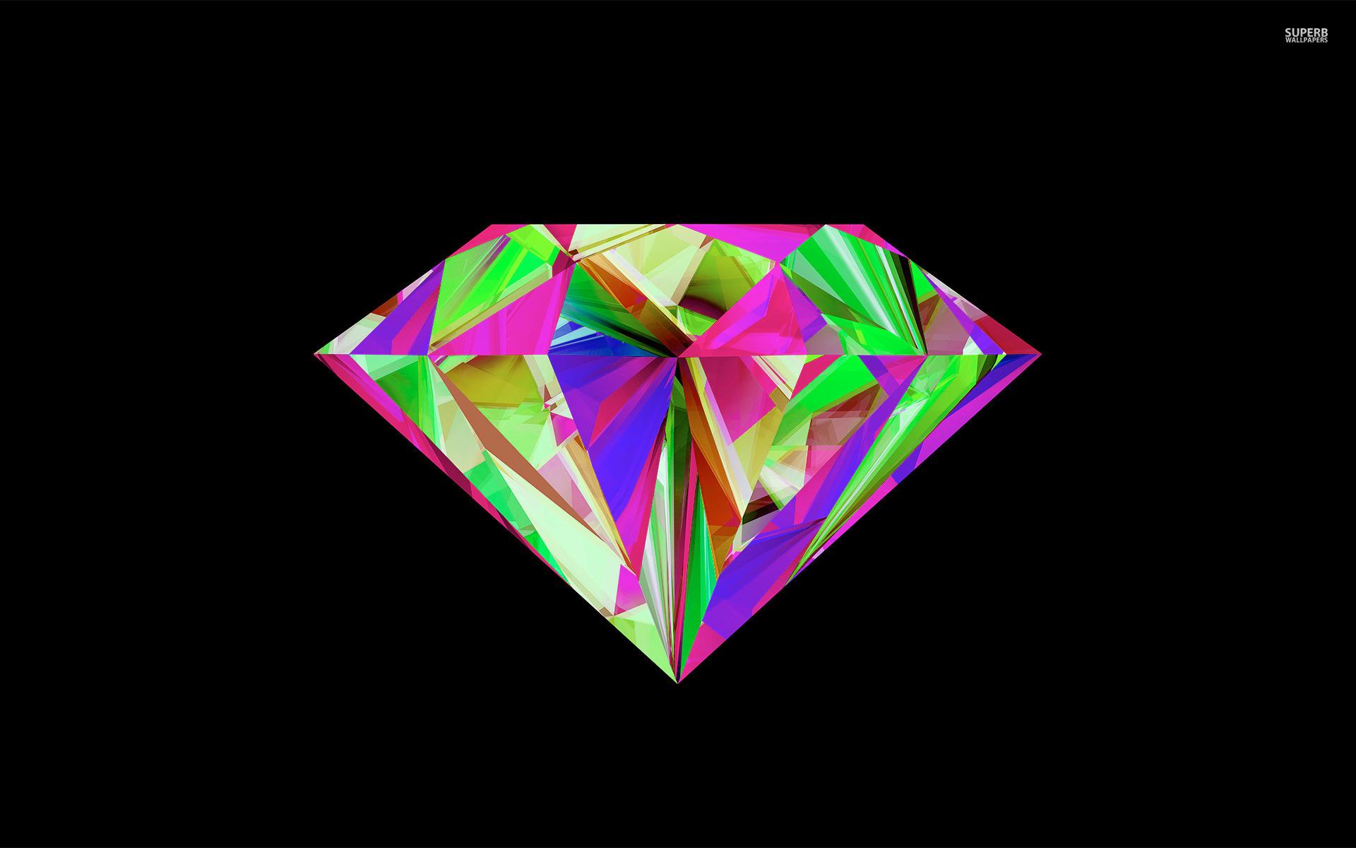 Ảnh viên kim cương đẹp