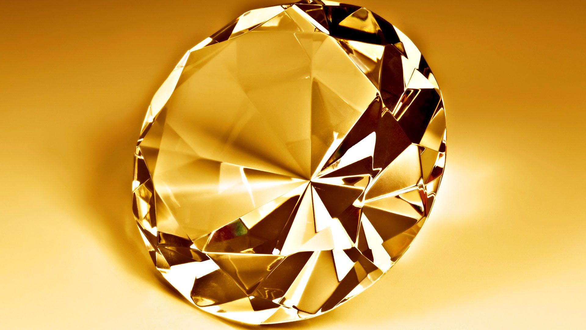 Ảnh nền kim cương long lanh