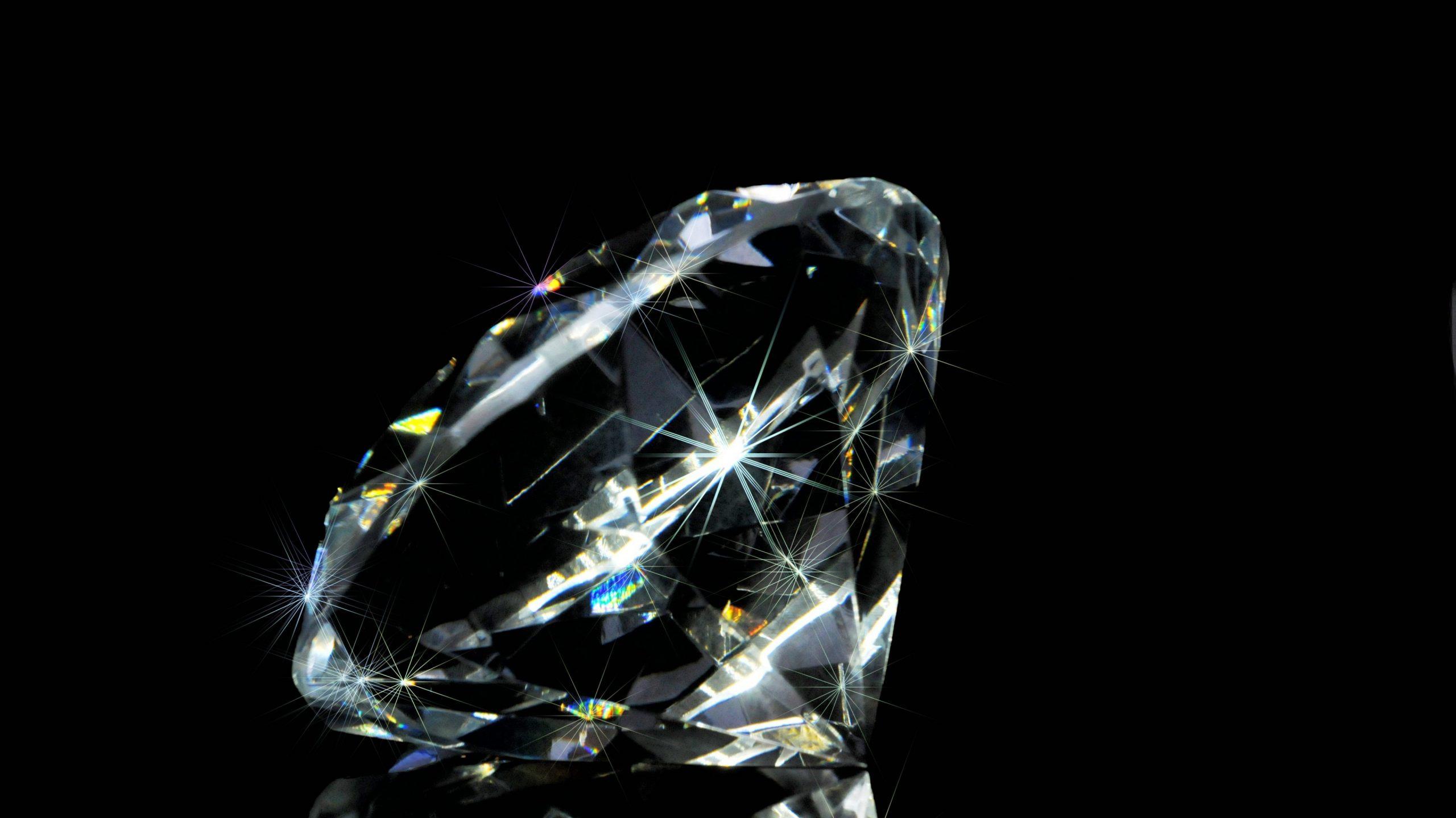 Hình nền viên kim cương đẹp