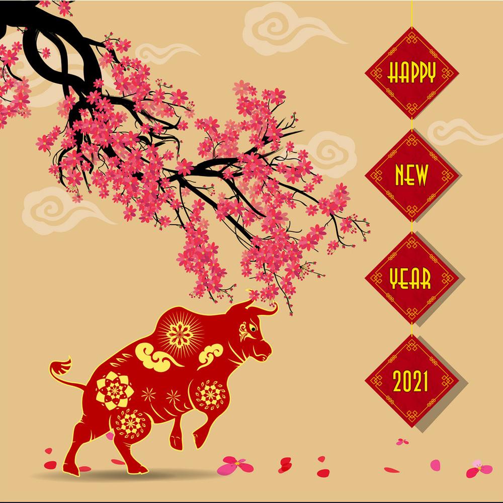 Hình nền tết âm lịch 2021