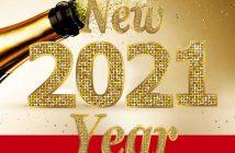 Hình ảnh chúc mừng năm mới 2021 đẹp