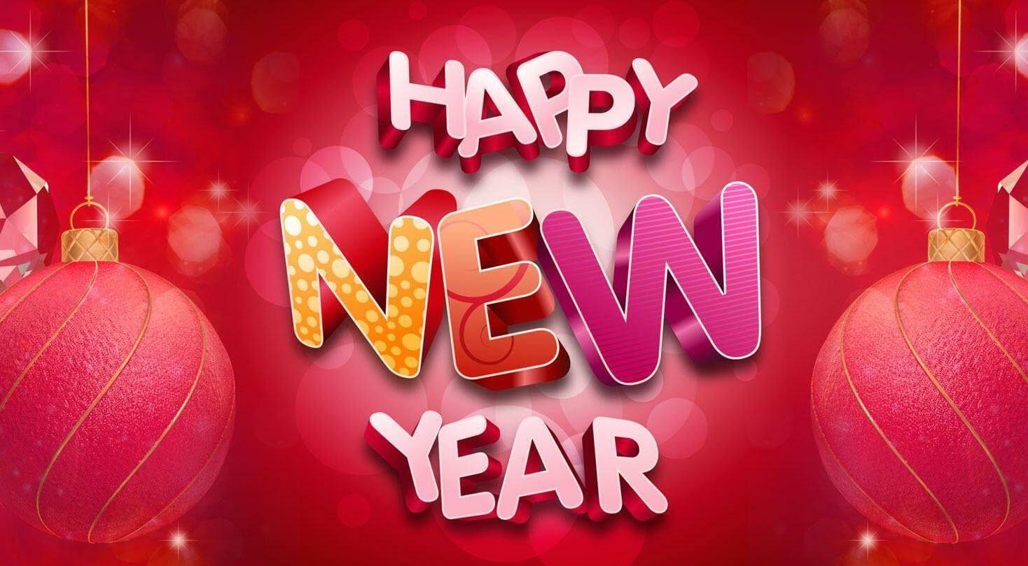 Happy new year 2021 hình nền