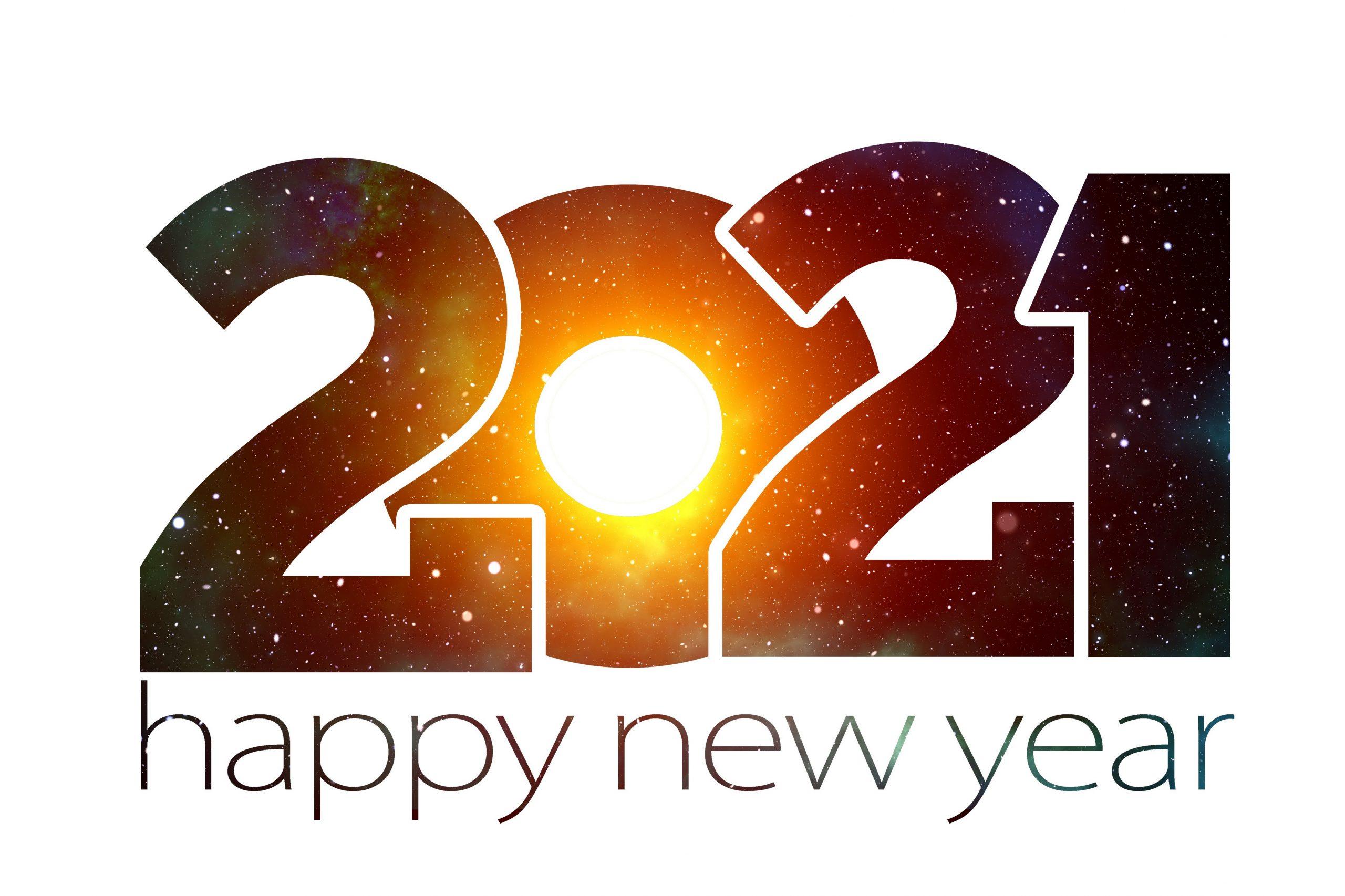 hình chúc mừng năm mới 2021