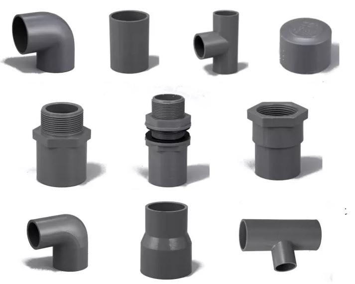 Tên gọi các loại phụ kiện ống nước