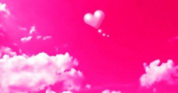 Hình nền màu hồng đáng yêu